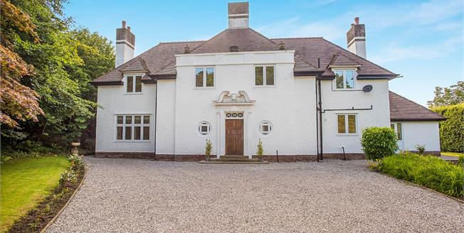 Asking Price £750,000, 4 Bedroom Detached House For Sale in Lancaster, LA1