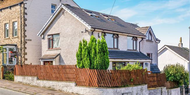 Asking Price £355,000, 4 Bedroom Detached House For Sale in Lancaster, LA1