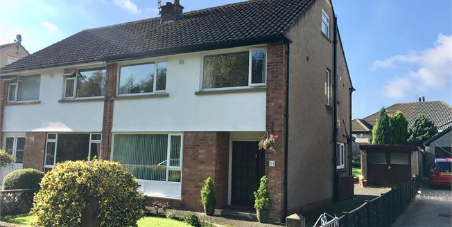 Offers Over £215,000, 3 Bedroom Semi Detached House For Sale in Lancaster, LA1