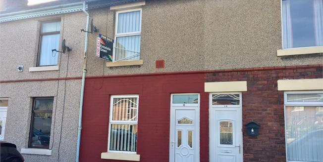 Asking Price £125,000, 2 Bedroom Terraced House For Sale in Lancaster, LA1