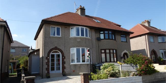 Asking Price £205,000, 3 Bedroom Semi Detached House For Sale in Lancaster, LA1