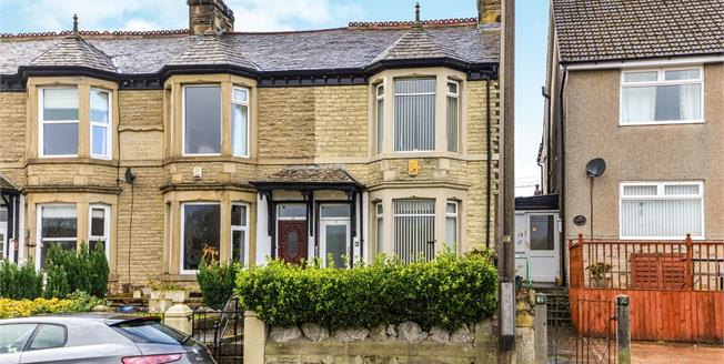 Guide Price £120,000, 3 Bedroom Terraced House For Sale in Lancaster, LA1