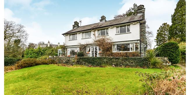 Asking Price £699,000, 3 Bedroom Detached House For Sale in Windermere, LA23