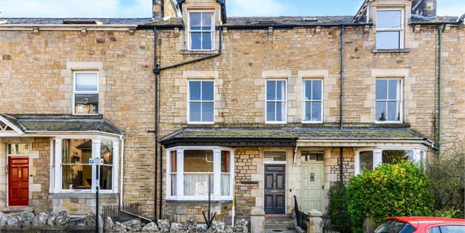 Asking Price £295,000, 6 Bedroom Terraced House For Sale in Lancaster, LA1