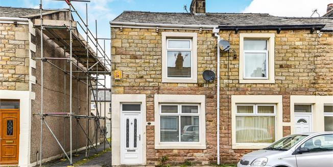Asking Price £115,000, 2 Bedroom End of Terrace House For Sale in Lancaster, LA1