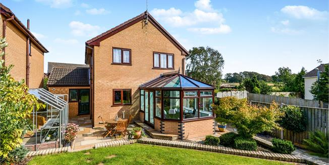 Asking Price £325,000, 4 Bedroom Detached House For Sale in Lancaster, LA1