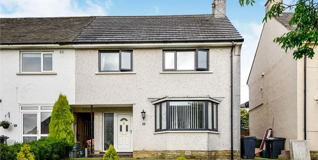 Offers Over £160,000, 3 Bedroom Semi Detached House For Sale in Lancaster, LA1