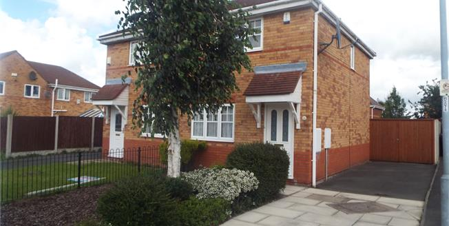 Offers in excess of £100,000, 3 Bedroom Semi Detached House For Sale in Liverpool, L14