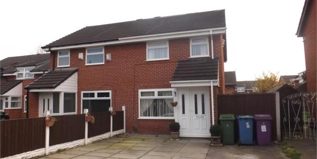£89,999, 3 Bedroom Semi Detached House For Sale in Liverpool, L14
