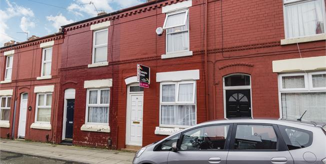 Offers Over £70,000, 2 Bedroom Terraced House For Sale in Liverpool, L13