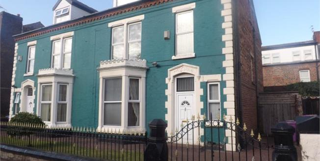 Offers in the region of £130,000, 5 Bedroom Semi Detached House For Sale in Anfield, L6