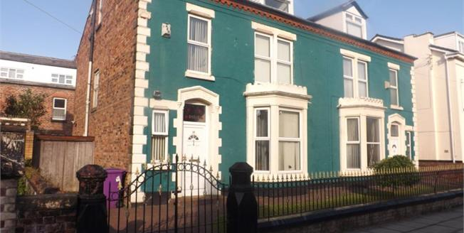 Offers in the region of £130,000, 3 Bedroom Semi Detached House For Sale in Anfield, L6