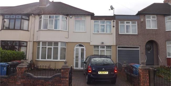 Offers in the region of £150,000, 4 Bedroom Semi Detached House For Sale in Liverpool, L14