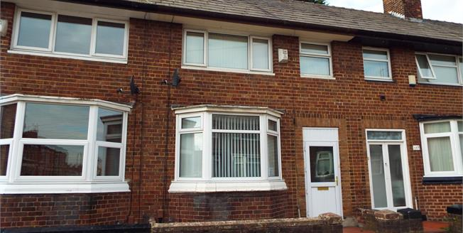 Asking Price £69,950, 3 Bedroom Terraced House For Sale in Tuebrook, L13