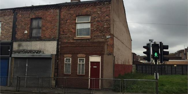 £39,950, 2 Bedroom End of Terrace House For Sale in Anfield, L6