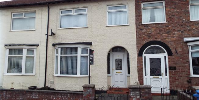 Asking Price £109,950, 3 Bedroom Terraced House For Sale in Liverpool, L13