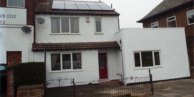 Offers Over £105,000, 3 Bedroom End of Terrace House For Sale in Liverpool, L14