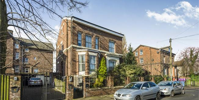 Offers Over £85,000, 2 Bedroom Flat For Sale in Liverpool, L6