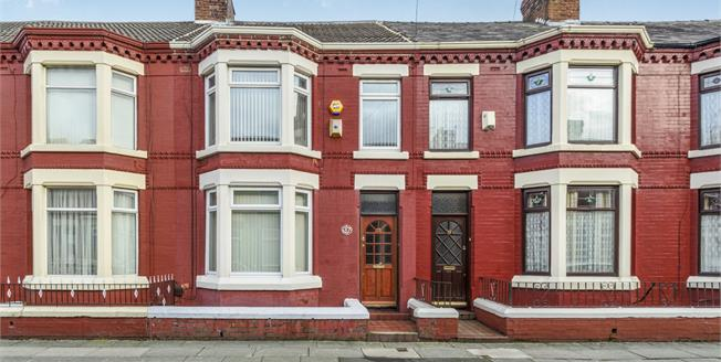 Offers in the region of £79,950, 3 Bedroom Terraced House For Sale in Liverpool, L13