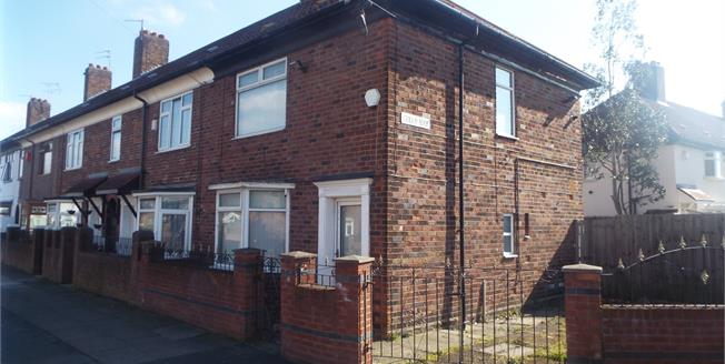 Offers Over £65,000, 3 Bedroom Terraced House For Sale in Liverpool, L36