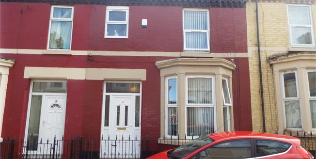 Offers in excess of £100,000, 3 Bedroom Terraced House For Sale in Liverpool, L7