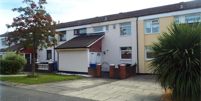 Offers Over £75,000, 3 Bedroom Terraced House For Sale in Liverpool, L28