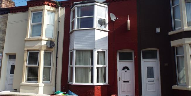 Asking Price £45,000, 2 Bedroom Terraced House For Sale in Liverpool, L6