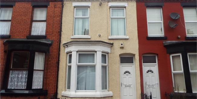 Offers in excess of £80,000, 2 Bedroom Terraced House For Sale in Fairfield, L6