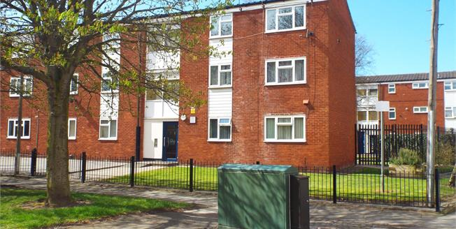 Asking Price £37,500, 1 Bedroom Flat For Sale in Liverpool, L13