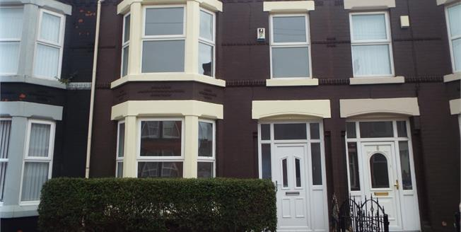 Offers in the region of £89,950, 3 Bedroom Terraced House For Sale in Liverpool, L13