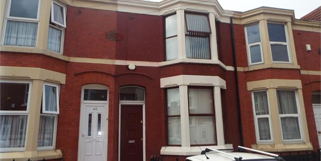 Asking Price £125,000, 3 Bedroom Terraced House For Sale in Liverpool, L7