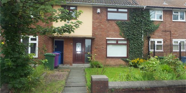 Offers in excess of £95,000, 3 Bedroom Terraced House For Sale in Liverpool, L14