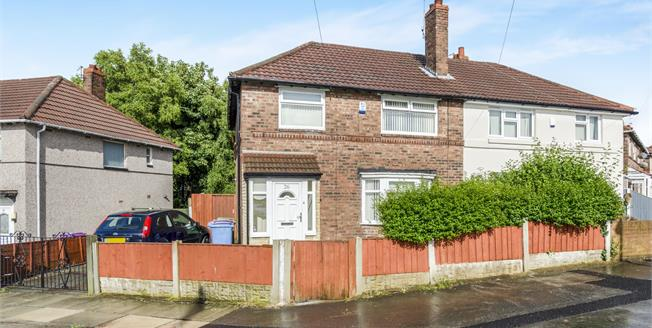 Offers in excess of £139,950, 3 Bedroom Semi Detached House For Sale in Liverpool, L14