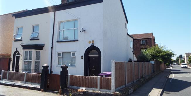 Asking Price £69,950, 3 Bedroom Flat For Sale in Tuebrook, L13