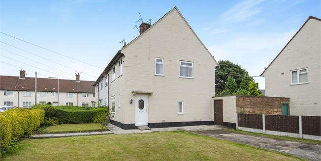 Offers in the region of £100,000, 3 Bedroom Semi Detached House For Sale in Liverpool, L36
