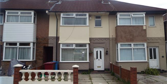 Asking Price £119,950, 3 Bedroom Terraced House For Sale in Broadgreen, L14