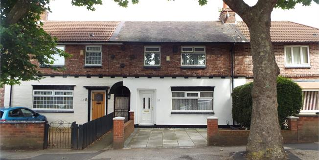 Offers Over £110,000, 3 Bedroom Terraced House For Sale in Liverpool, L13