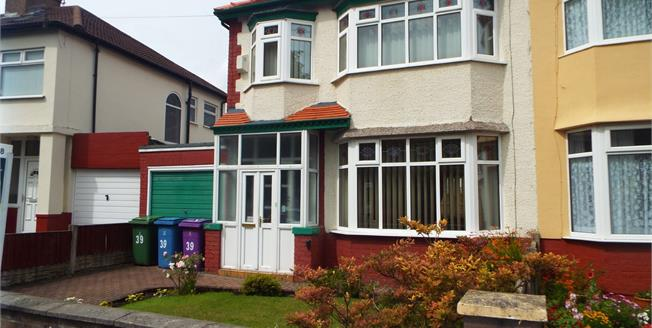 Asking Price £169,950, 3 Bedroom Semi Detached House For Sale in Liverpool, L13