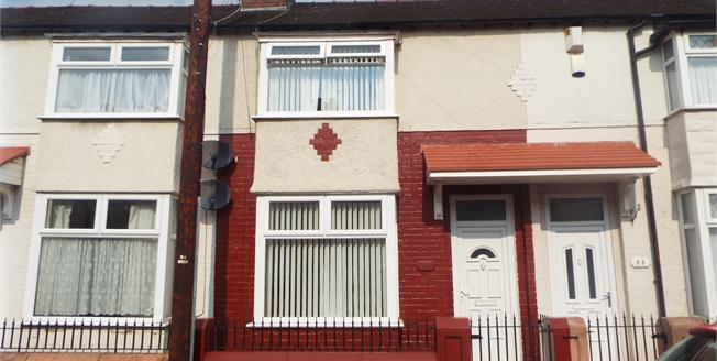 Offers in the region of £75,000, 3 Bedroom Terraced House For Sale in Fairfield, L7