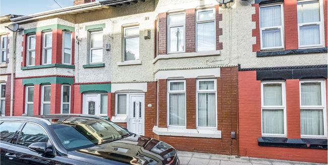 Offers in excess of £99,950, 3 Bedroom Terraced House For Sale in Liverpool, L13