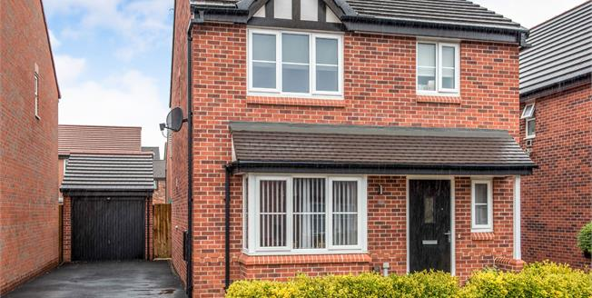 Offers in excess of £195,000, 3 Bedroom Detached House For Sale in Liverpool, L7