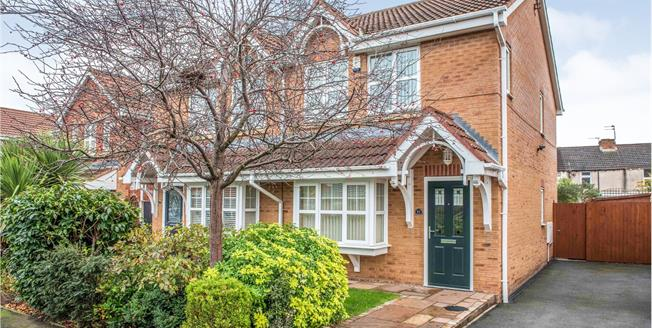 Offers Over £135,000, 3 Bedroom Semi Detached House For Sale in Liverpool, L6