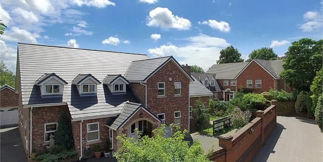Offers in excess of £845,000, 6 Bedroom Detached House For Sale in Liverpool, L12