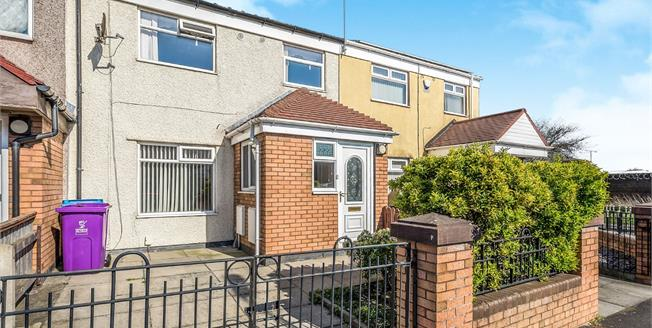 Offers in excess of £100,000, 3 Bedroom Terraced House For Sale in Liverpool, L6