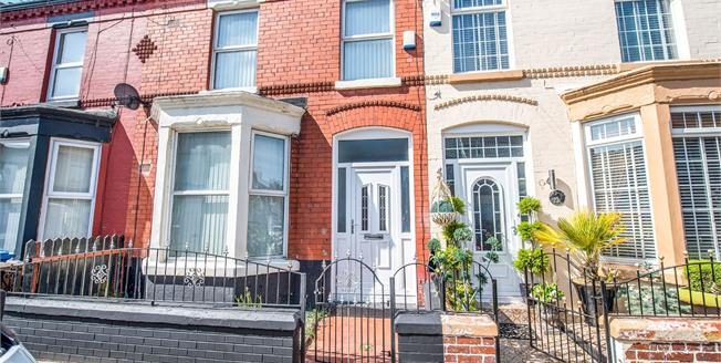 Offers Over £80,000, 3 Bedroom Terraced House For Sale in Liverpool, L13
