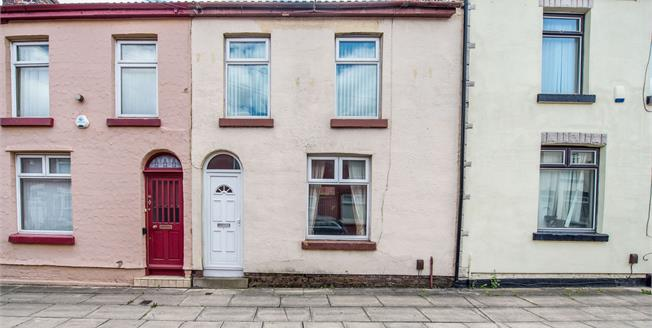Offers Over £70,000, 2 Bedroom Terraced House For Sale in Old Swan, L13