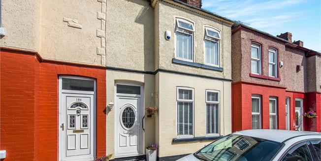 Offers in excess of £95,000, 2 Bedroom Terraced House For Sale in Liverpool, L13