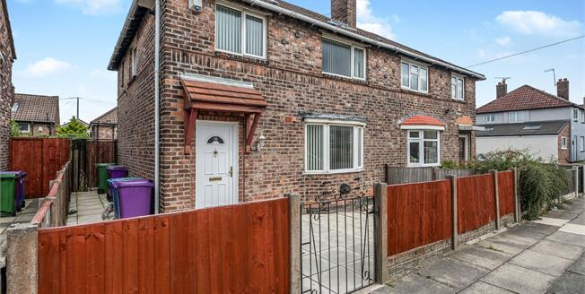 Offers in excess of £130,000, 3 Bedroom Semi Detached House For Sale in Liverpool, L14