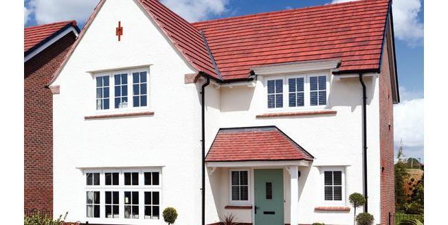 £304,995, 4 Bedroom Detached House For Sale in Lancashire, PR25