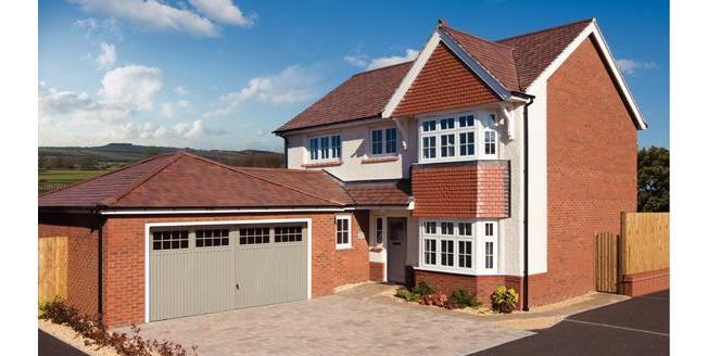 £320,995, 4 Bedroom Detached House For Sale in Lancashire, PR25